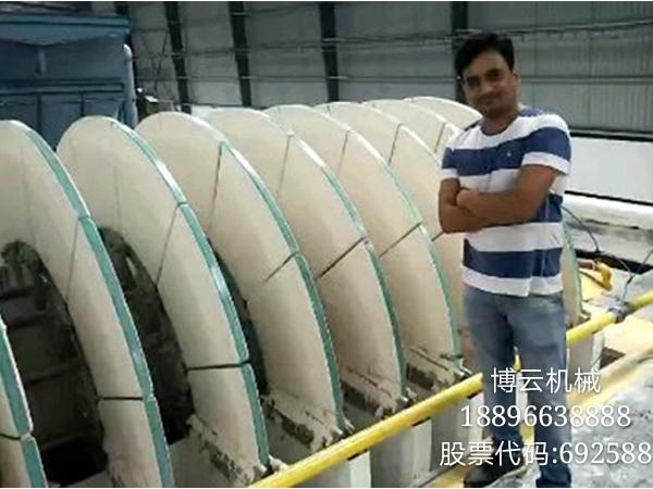 陶瓷过滤机生产现场